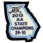 State Play-Off Patches